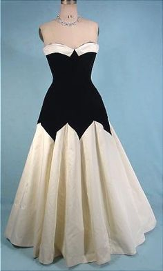 a21e920ff90 36 Best Victor Costa images in 2018 | Vintage gowns, Vintage dresses ...