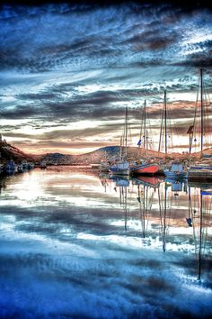 Los Marina, Greece by Tony Rappa, via 500px