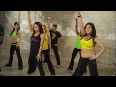 It's Bokwa baby! It's not as scary as it looks.     Bokwa Fitness UK Instructor Promo 101