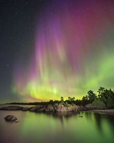 6 Ontario Northern Lights Photos That Will Take Your Breath Away