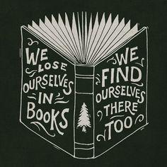 """""""The books are life!"""" - Simsi, 2017"""