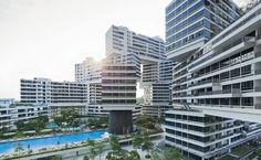 The Interlace | OMA | Singapore | Project Portfolio | Architectural Record