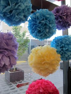 a moochi window display for summer 2011