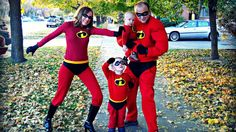10 Easy and Creative Family Halloween Costumes