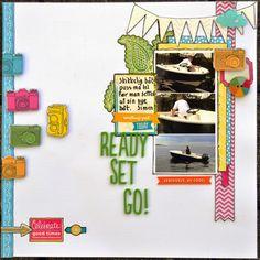 July 2014 Color Challenge The Studio Challenges By Hilde Aaslund