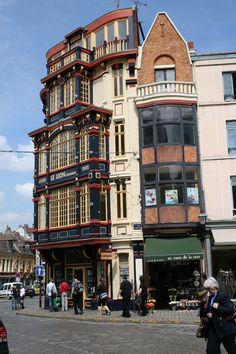 Lille (Rijsel): Euralille een waar shoppingparadijs