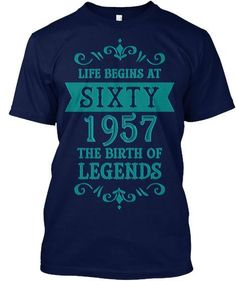 1957 THE BIRTH OF LEGENDS