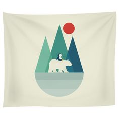 Bear You Tapestry