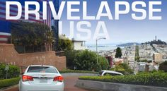 Drivelapse USA - 5 Minute Roadtrip Timelapse Tour Around America (this is great since in 5 minutes you see 90% of the roads I've ridden here in the US--enjoy!