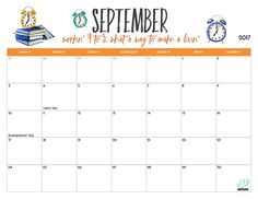 picture relating to Fun Printable Calendar identified as entertaining printable calendars -