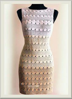 Handmade VintageInspired 1970s Crochet Shell by KrafytKiwiKorner, $220.00
