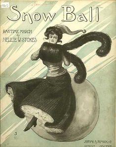 Sheet Music - Snow ball