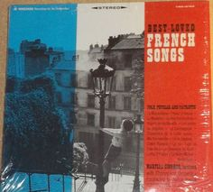 Martial Singher Beat Loved French Songs Vinyl Record Album by RASVINYL on Etsy