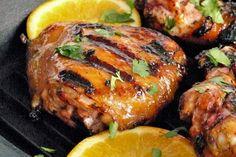 Grilled Chicken with Habanero and Orange Glaze | Tasty Kitchen: A Happy Recipe Community!