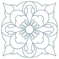 Grand Sewing Embroidery Designs At Home Ideas. Beauteous Finished Sewing Embroidery Designs At Home Ideas. Quilting Stencils, Quilting Designs, Machine Embroidery Designs, Embroidery Patterns, Quilt Patterns, Japanese Embroidery, Crewel Embroidery, Embroidery Thread, Deco Cuir