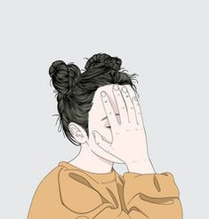 This girl is embarrassed off her face vector Cartoon Girl Images, Cartoon Girl Drawing, Girl Cartoon, Girly Pics, Girly Pictures, Free Vector Images, Vector Free, Puri Recipes, Girl Reading Book
