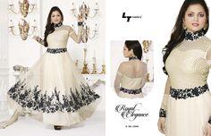 Cool Great Indian Bollywood Designer Anarkali Dress With Latest Fashion Wear Party Wear PTM Pakistani Salwar Kameez, Anarkali Suits, Designer Anarkali Dresses, Designer Dresses, Drashti Dhami, Wedding News, Latest Sarees, Indian Bollywood, Stylish Dresses