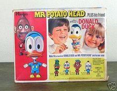 Donald Duck Mr. Potato Head