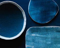 But I see Turquoise, aqua-dark, and green blue. Azul Indigo, Indigo Colour, Indigo Blue, Color Azul, Color Combos, Love Blue, Blue Green, Blue And White, Aqua