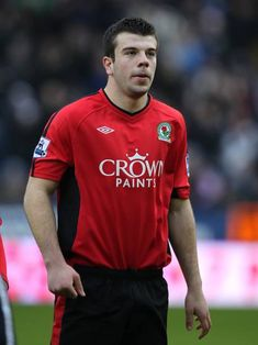 Grant Hanley Blackburn Pictures and Photos Blackburn Rovers, Polo Ralph Lauren, Photos, Pictures, Football, Running, Mens Tops, Soccer, Futbol