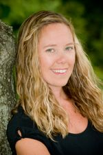 Kristina McBride: Lovely inside and out. AND bonus! Her book ONE MOMENT is out this week!