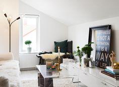 34 Square Meter Cozy Attic Studio Apartment  5