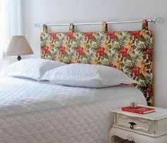 Selecionamos 18 ideias de cabeceiras para você tornar sua cama um ninho mais acolhedor e personalizado