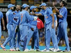 #India Search favourites To Win World T20