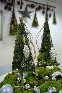 Prostě jednoduché vánoční dekorace