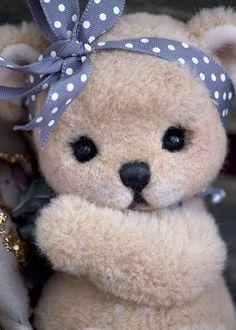 Adorable |  three o'clock bears