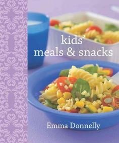 This inspirational book to help busy parents, was chosen by children for children. Packed with fast and simple ideas using vegetables, fish, chicken and meat this book creates simple meal ideas for an