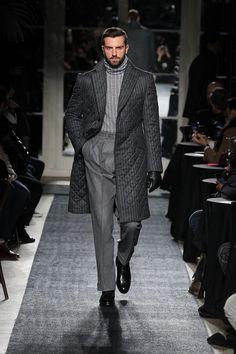 Joseph Abboud Fall 2018 Menswear Collection