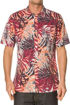 O'NEILL FERN AND BURN SS SHIRT.http://www.swell.com/New-Arrivals-Mens/ONEILL-FERN-AND-BURN-SS-SHIRT?cs=MU