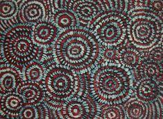 Aboriginal Art Directory Gallery: Paula Walker, Hair Strings…
