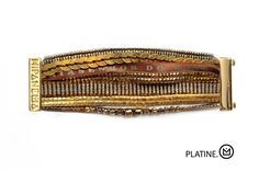 Hipanema Platine Friendship Brazilian Bracelet