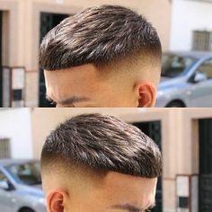Short Fade Haircut, Crop Haircut, Short Hair Cuts, Short Hair Styles, Hairstyles Haircuts, Haircuts For Men, Barber Hairstyles, Barber Haircuts, Mens Hairstyles Fade