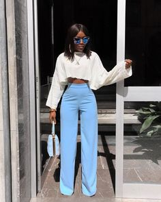 Boujee Outfits, Cute Casual Outfits, Stylish Outfits, Fashion Outfits, 70s Fashion, Fashion Tips, Hijab Fashion, Korean Fashion, Spring Fashion