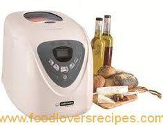 Maklike brood resep vir broodmasjien