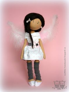 hand made by matteka: ♥angels♥