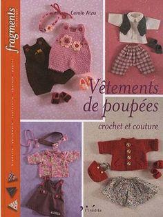 Plus de 50 tutoriels pour coudre des vêtements de poupées - Blog de Petit Citron Blog de Petit Citron