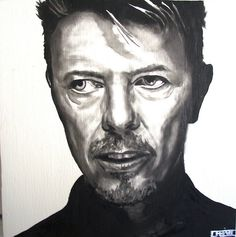 David Bowie Art Conspiracy 2 by Cabe Booth, via Flickr