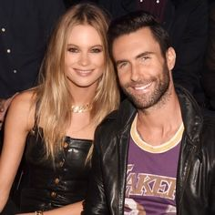Adam Levine Sent Wife Behati Prinsloo an Amazing Gift After the Victoria's Secret Fashion Show