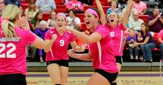 Volleyball Bearcats Set to Battle Three Foes at GLVC/GLIAC Crossover Challenge