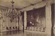 The Coronation Room Old Pictures, Old Photos, Buda Castle, Royal Residence, Budapest Hungary, Historical Photos, Palace, World, Painting