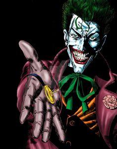 The Joker by Seven-of-7