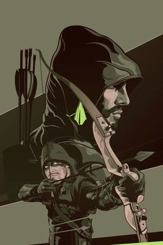 Arrow by Vincent Rhafael Aseo