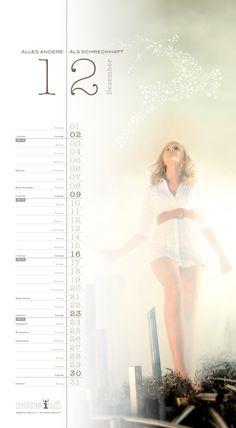 Rotwild Kalender Dezember 2012