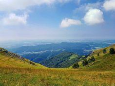 Panorama poco prima del Monte Linzone #montagna #trekking