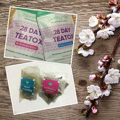 Dossier ELLE sur les thé detox