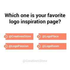 Which one is your favorite logo Inspiration page! . Follow 👉 @CreativesStore Follow 👉 @logoplace Follow 👉 @logopassion Follow 👉 @logoroom . Get FEATURED Your Logo Design. Use #Tag #CreativesStore or tag us @CreativesStore . We love to showcase your designs. . #logocompany #customlogodesign #logosai #logoideas #logoprocess #logopassion #logoconcept #logodaily #logobrand #newlogo #graphicartist #graphicdesigners #logodesigner #logodesigns #dribbble #behance #graphicdesigns #creativeart… Custom Logo Design, Graphic Design, Web Design Gallery, Logo Process, Logo Branding, Logos, Which One Are You, Logo Concept, Logo Inspiration